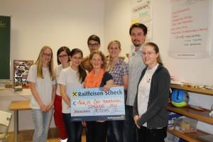 ÖVP spendet dem Roten Kreuz Krenglbach