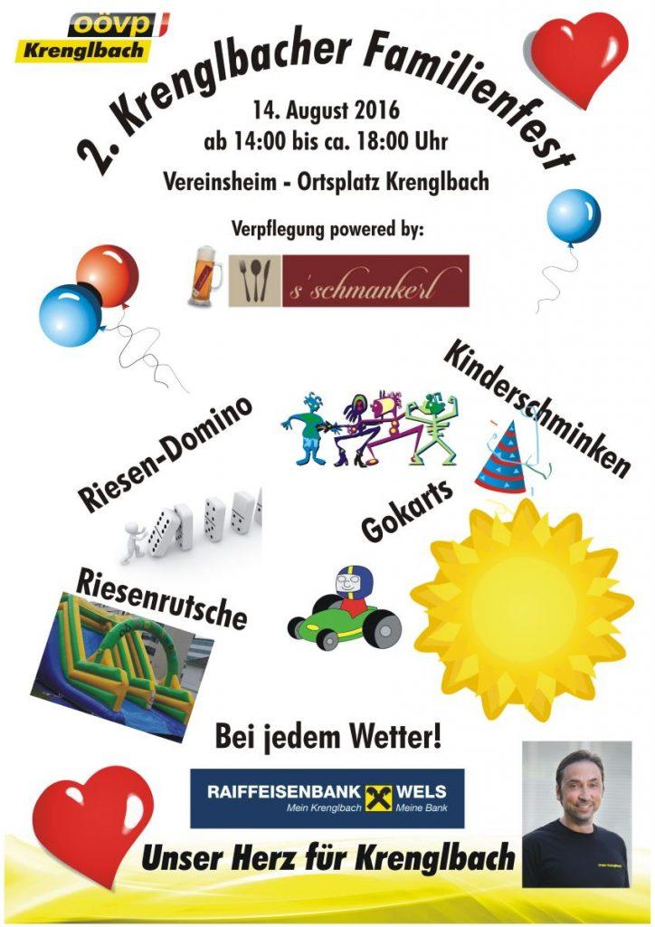 2. Krenglbacher Familienfest