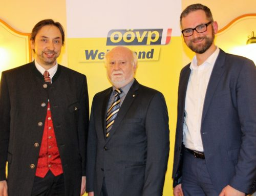 Parteitag der ÖVP Krenglbach am 15.3.2017