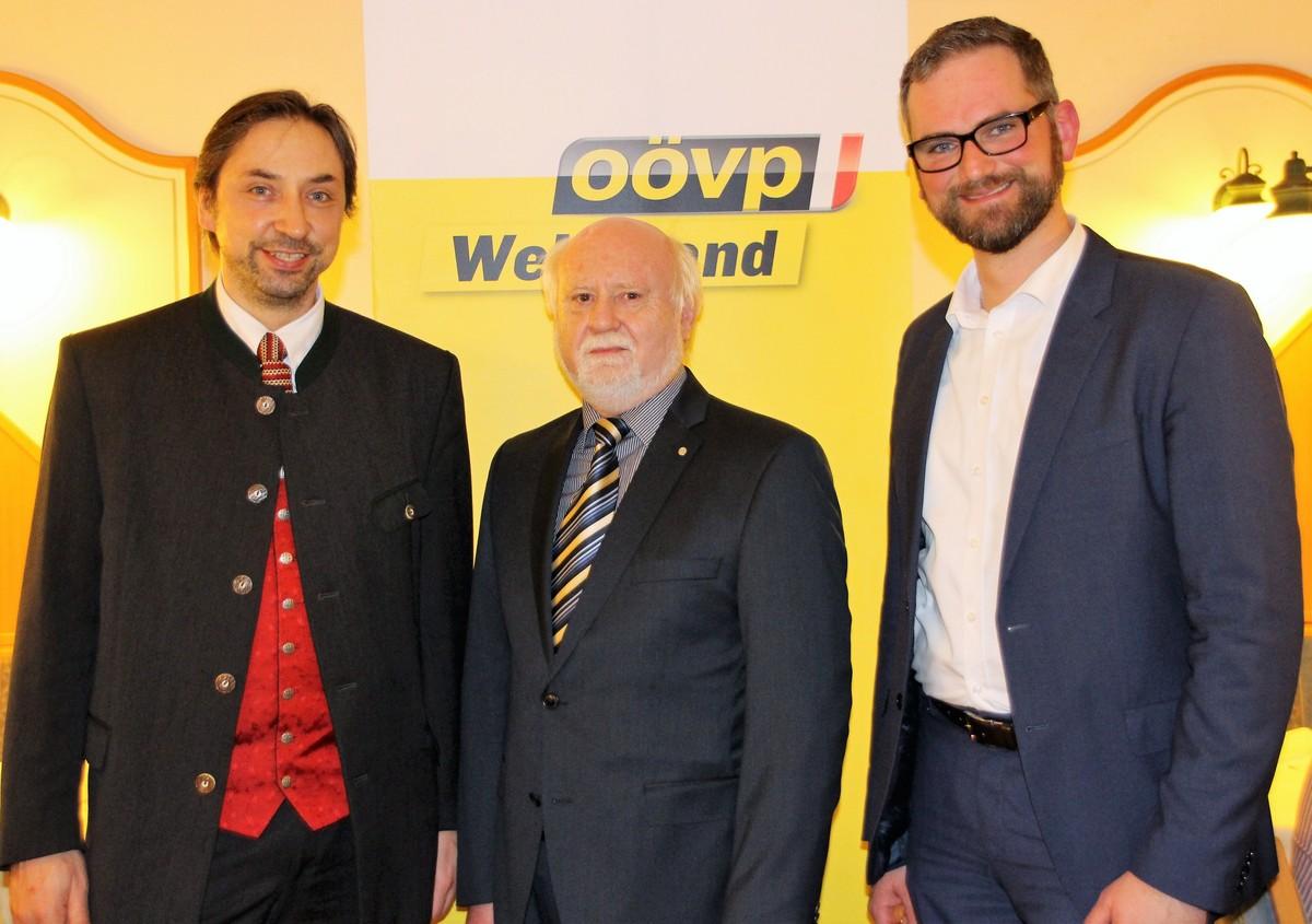 ÖVP Krenglbach Parteitag 2017