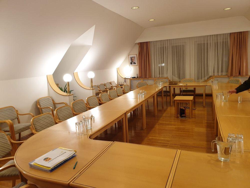 Gemeinderatssaal Krenglbach
