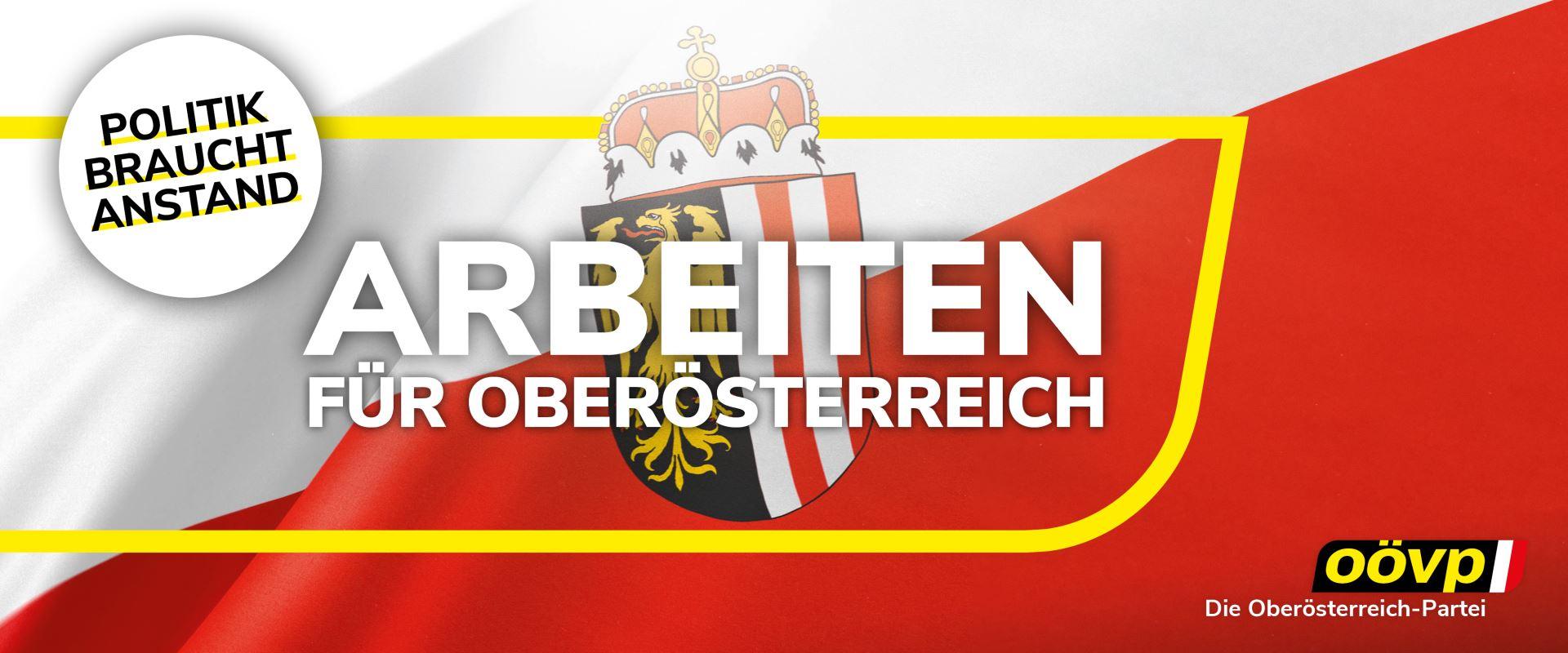 Arbeiten für Oberösterreich - ÖVP Krenglbach