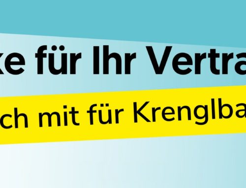 Nationalratswahl 2019 – Danke Krenglbach!