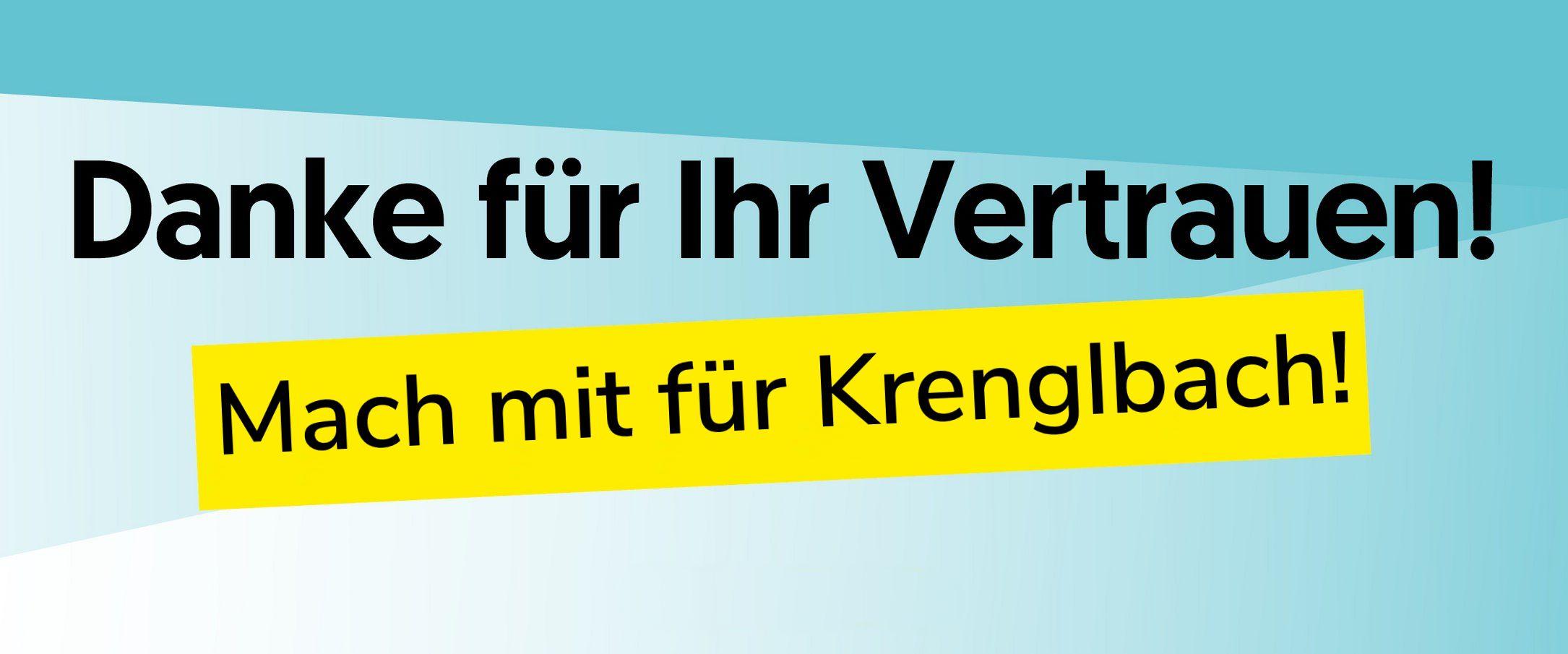 Danke Krenglbach NR 2019