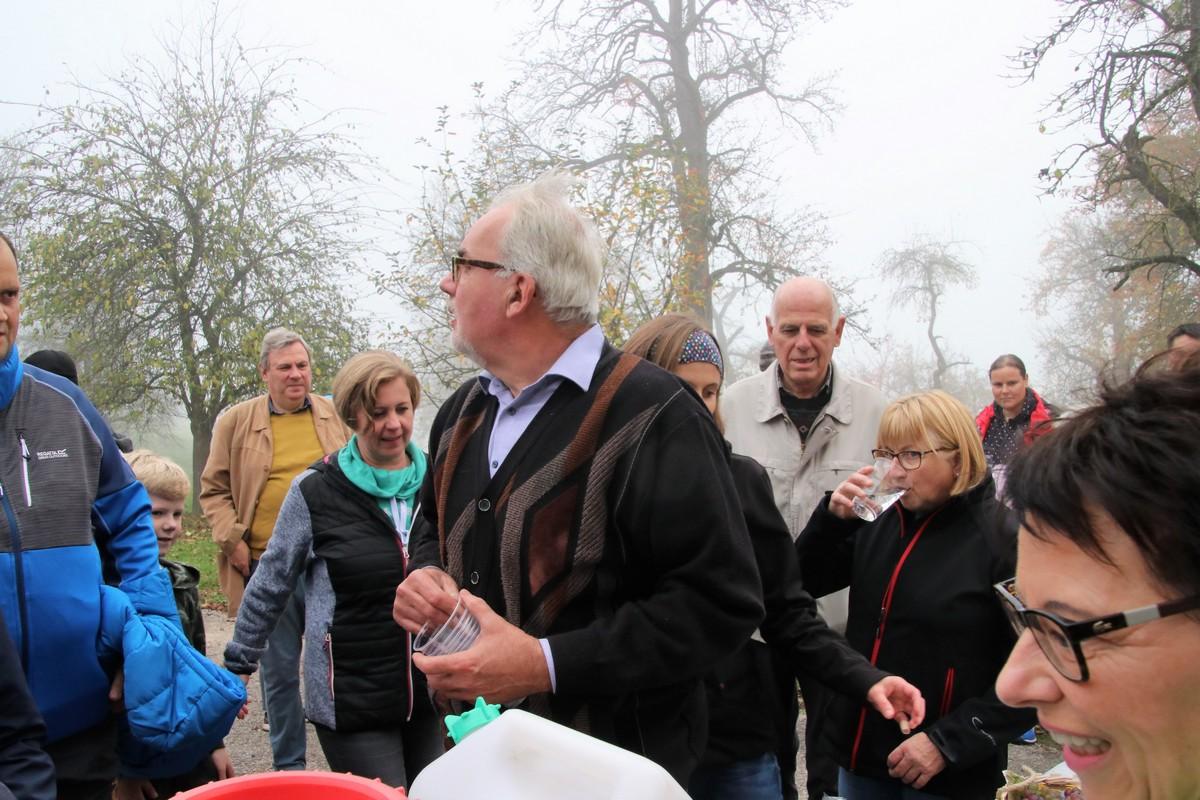 ÖVP Krenglbach Ursprungswanderung 2019