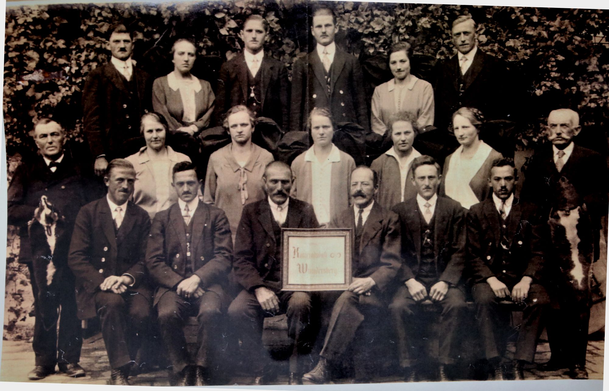 Landler Kameradschaft Wundersberg 1928