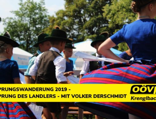 26.10. 2019 Wanderung zum Ursprung des Landlers – mit Volker Derschmidt