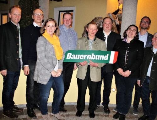 Wahl beim Bauernbund Krenglbach