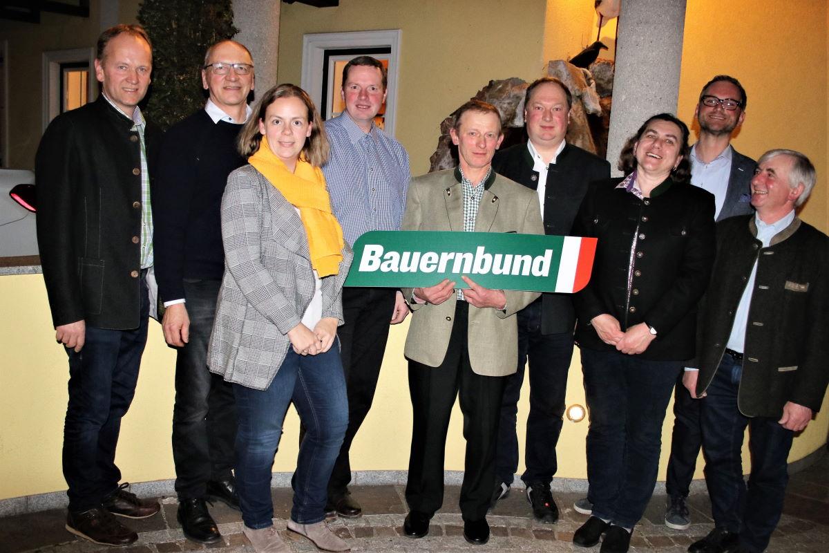 Bauernbund Krenglbach hat gewählt