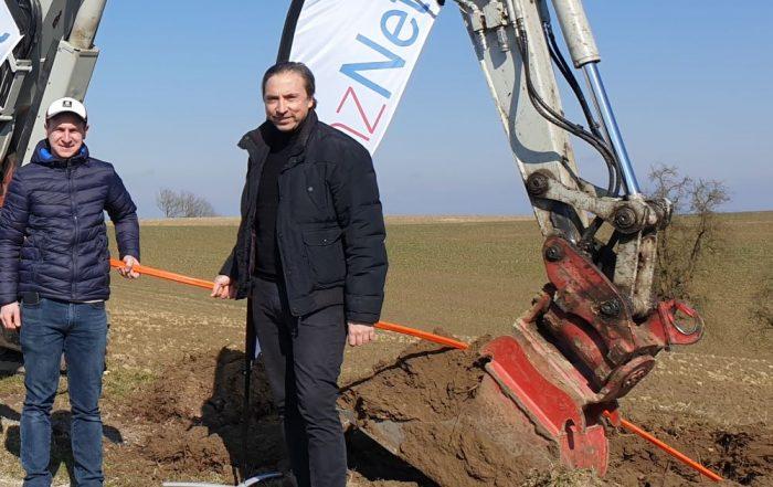 Glasfaser Start in Krenglbach