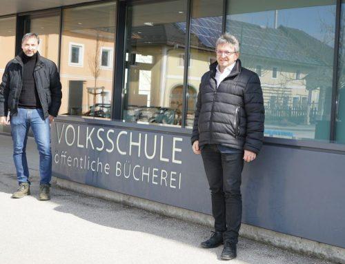 ÖVP Steinhaus besucht Krenglbach