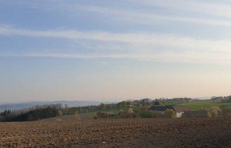 Vom Wundersberg in Krenglbach