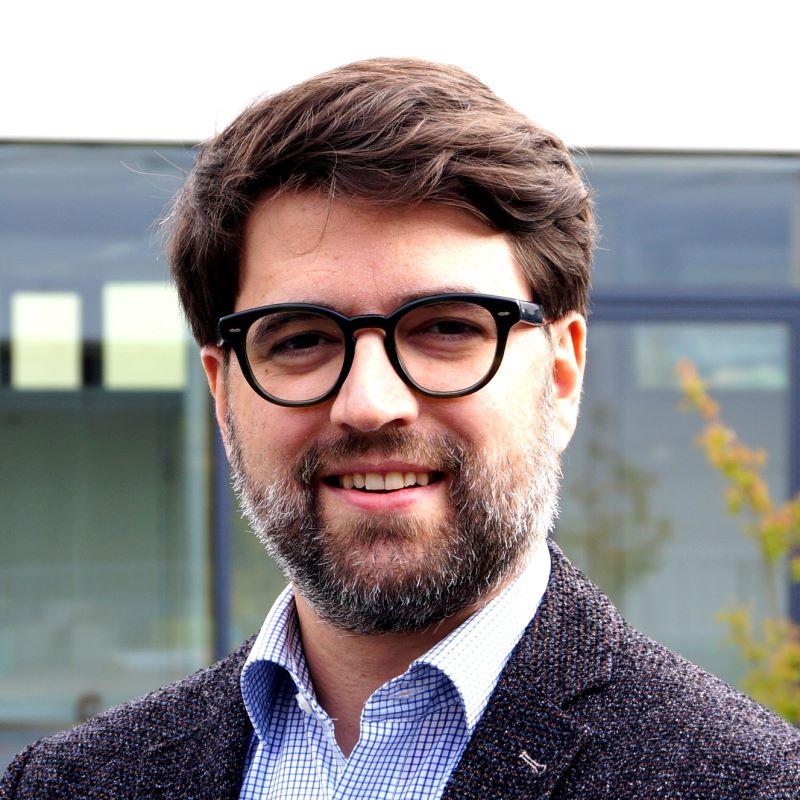 Benedikt Aichinger - Listenplatz 3