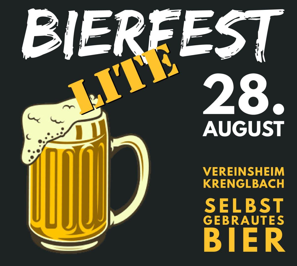 Krenglbacher Bierfest 2021