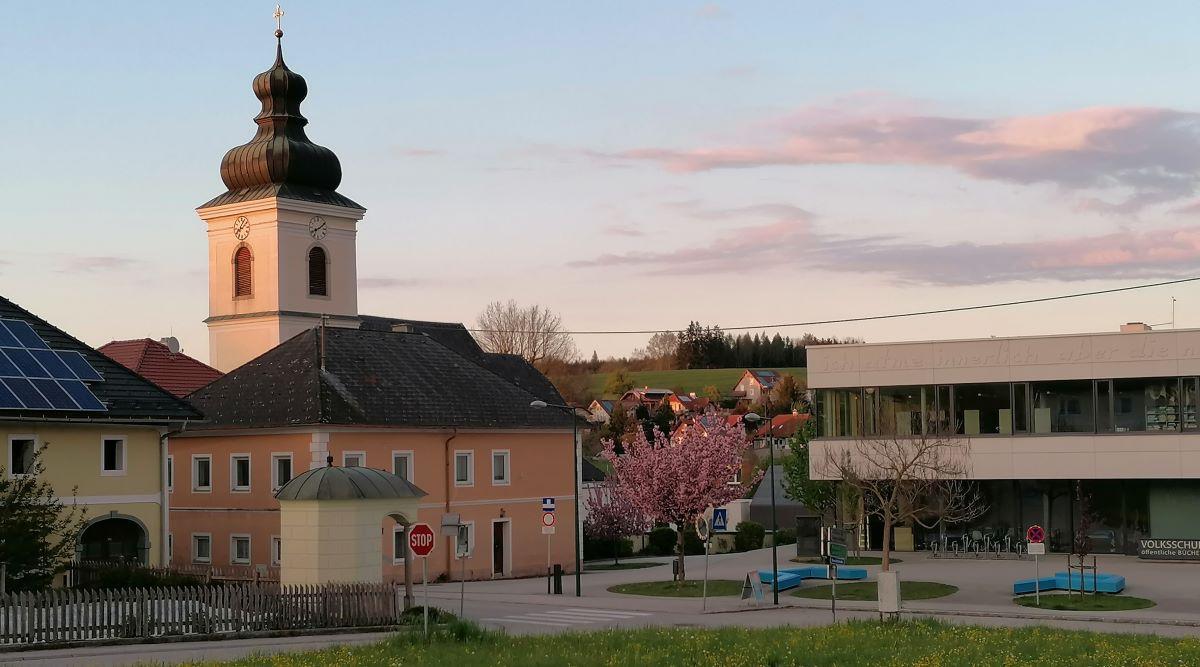 Infrastruktur und Wohnen in Krenglbach